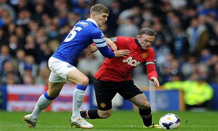 epl wayne rooney to miss manchester united s penultimate