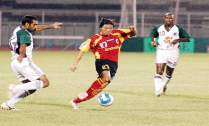 east bengal beat mohun bagan in i league