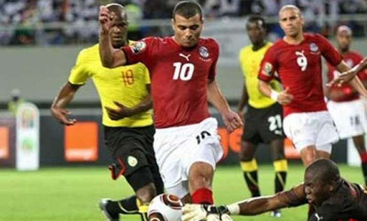 egypt beats mozambique 2 0 in world cup qualifier