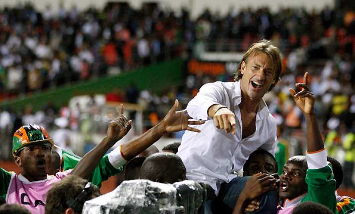 emotional renard boosts zambia s unique spirit