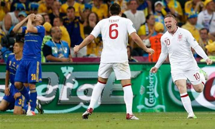 england beats ukraine 1 0 to advance at euro 2012