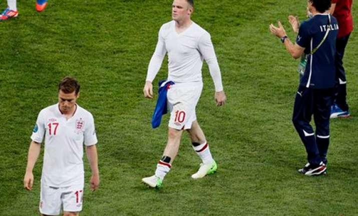 england s penalty curse strikes again at euro 2012
