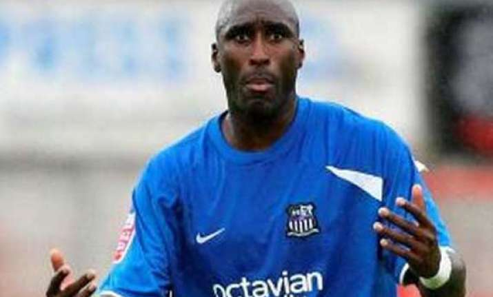 ex england defender campbell makes racism claims