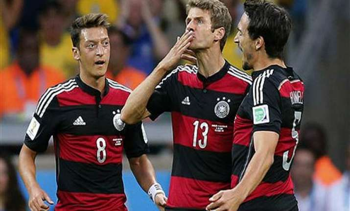 fifa world cup germany wants history and title in south