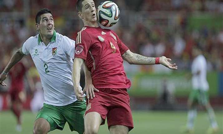 fifa world cup fernando torres sees spain as favourites