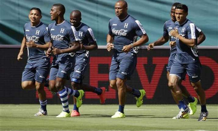 fifa world cup honduras seek to beat france
