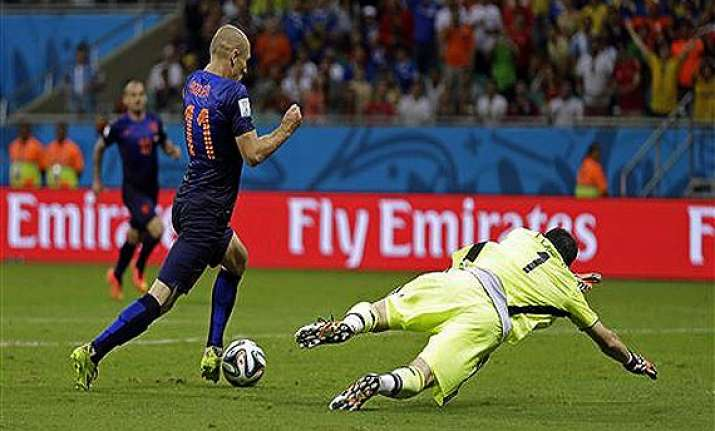 fifa world cup how the oranje army dismantled the spanish