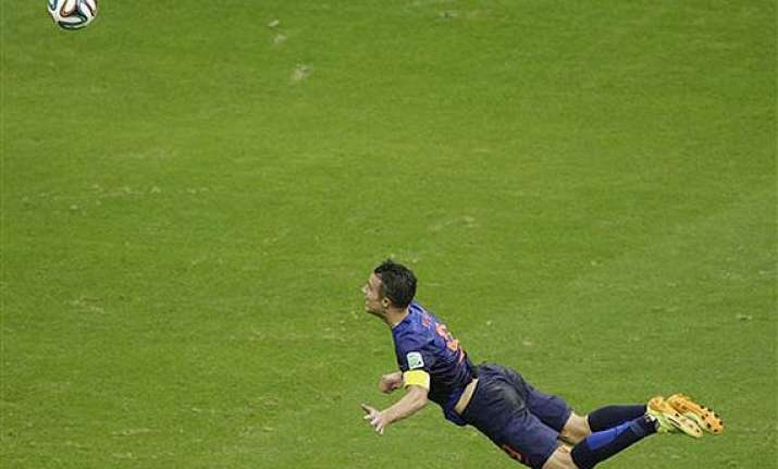 fifa world cup could have beaten spain by eight goals van