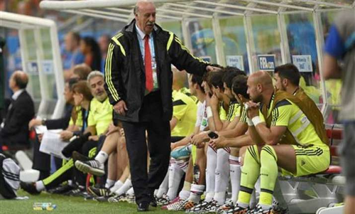 fifa world cup no end of an era for spain changes against