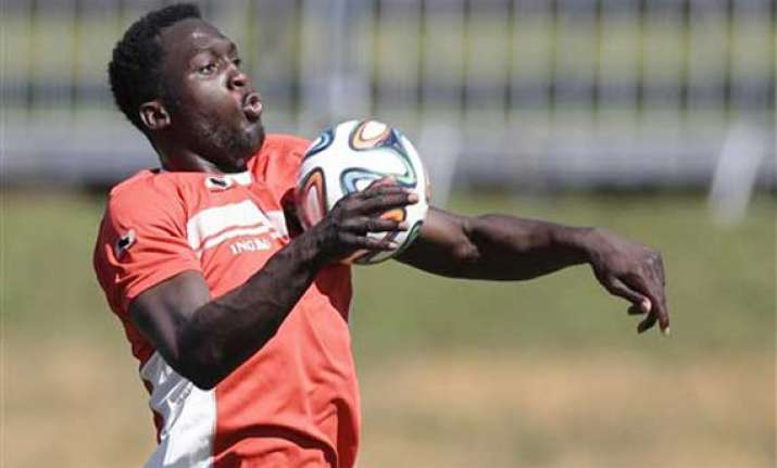 fifa world cup lukaku ready for pressure before belgium