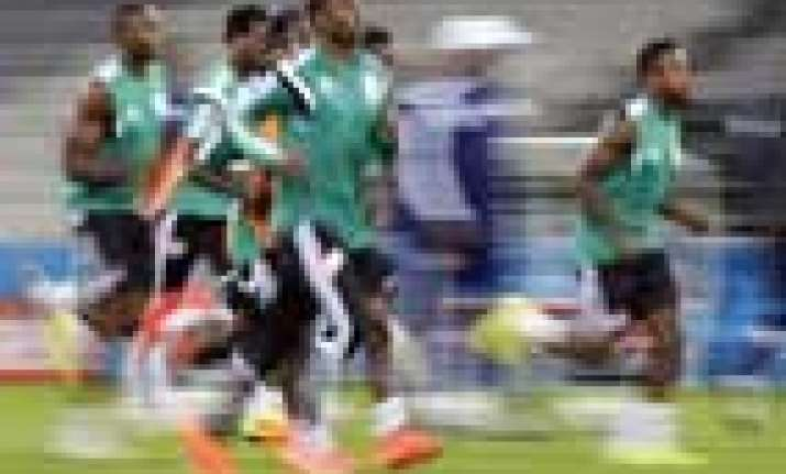 fifa world cup nigeria striving to out do 1994 world cup