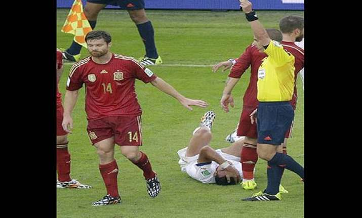 fifa world cup this is the end of an era xabi alonso