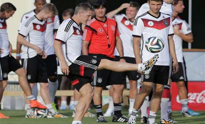 fifa world cup germany looking to avoid 2nd game slump in