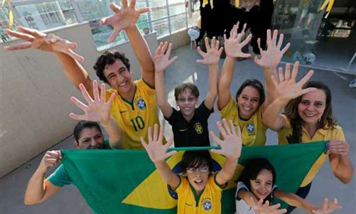fifa world cup 6 fingered family roots for brazil s 6th