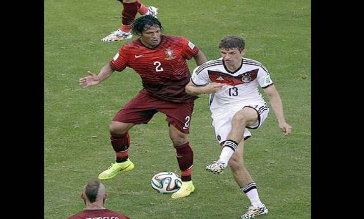 fifa world cup portugal s bruno alves joins injured list