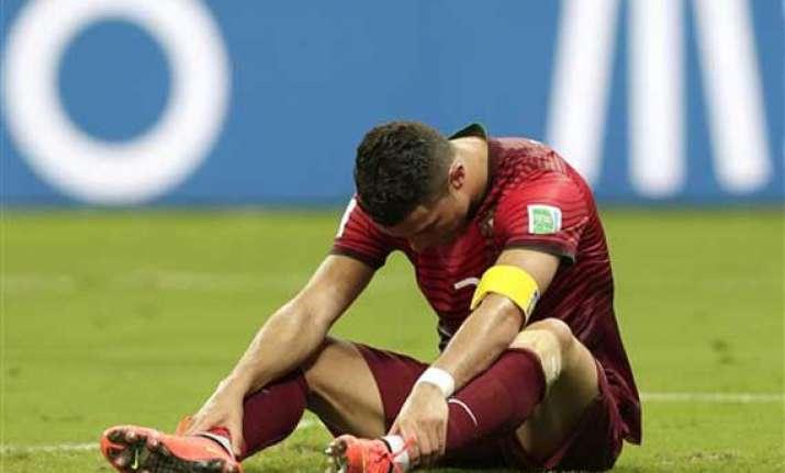 fifa world cup portuguese seek culprits for world cup flop