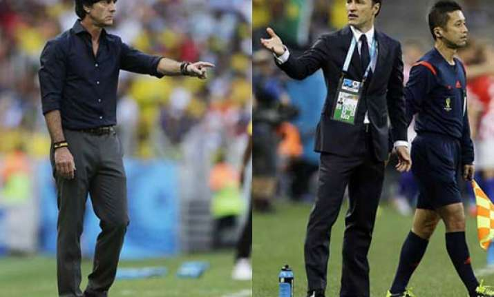 fifa world cup coaches and their varying styles