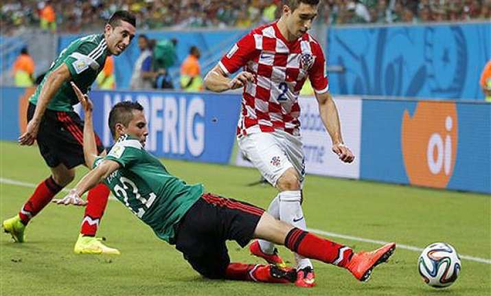 fifa world cup mexico croatia scoreless at halftime
