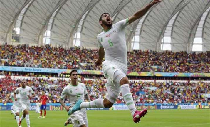 fifa world cup african hopes slowly growing at world cup