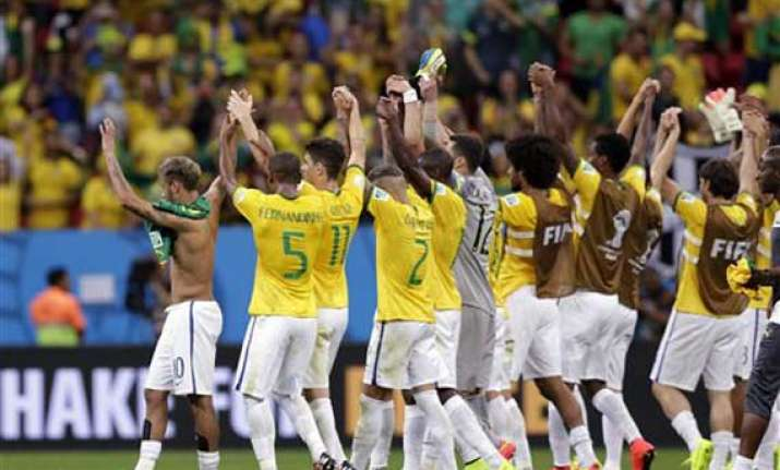 fifa world cup convincing win gives brazil boost of