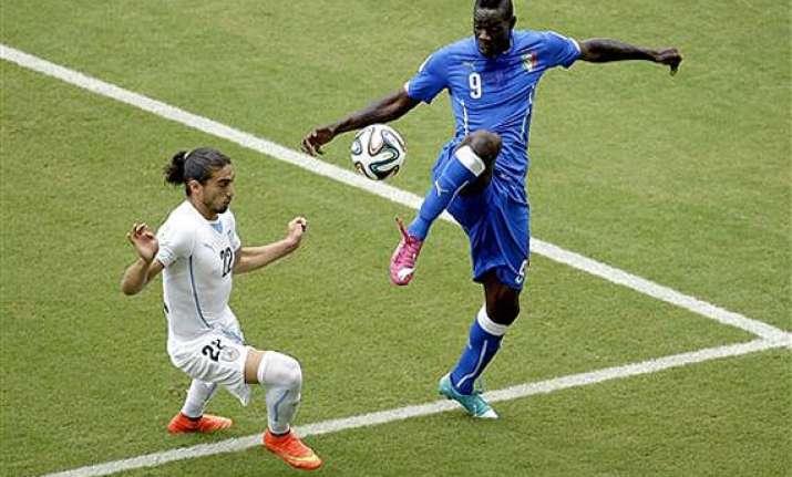 fifa world cup balotelli hits back at criticism