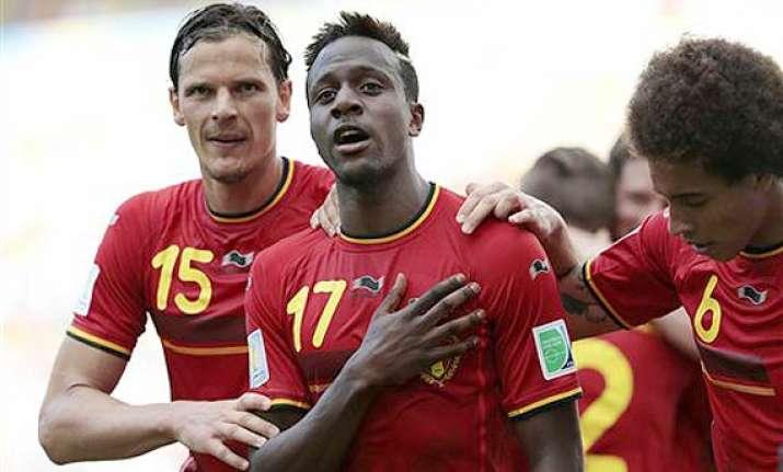 fifa world cup belgium beats south korea 1 0 wins group h