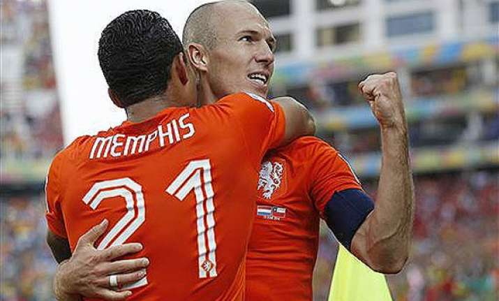 fifa world cup no fear for mexico against netherlands