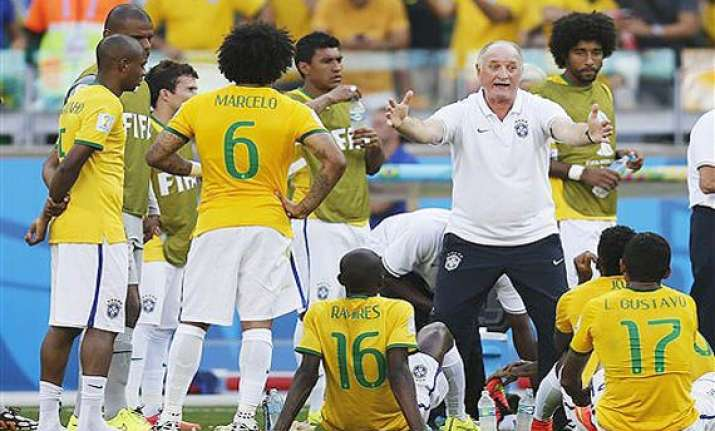 fifa world cup young brazil squad feeling the pressure says