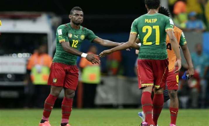 fifa world cup cameroon investigates world cup fixing
