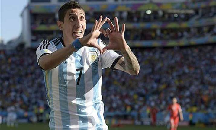 fifa world cup argentina beats switzerland 1 0 after extra
