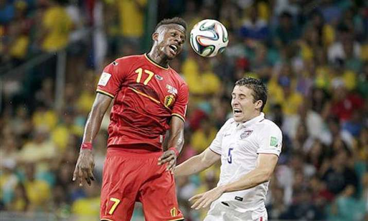 fifa world cup belgium and usa 0 0 after 90 minutes