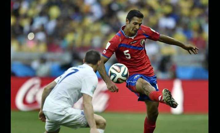 fifa world cup borges is costa rica s lungs at world cup
