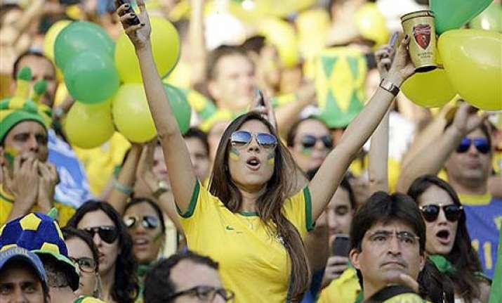 fifa world cup brazil fans celebrate win lament losing