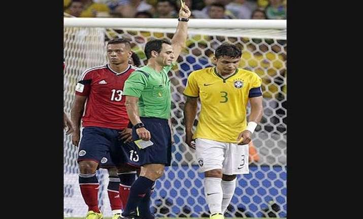 fifa world cup brazil asks fifa to overturn thiago silva ban