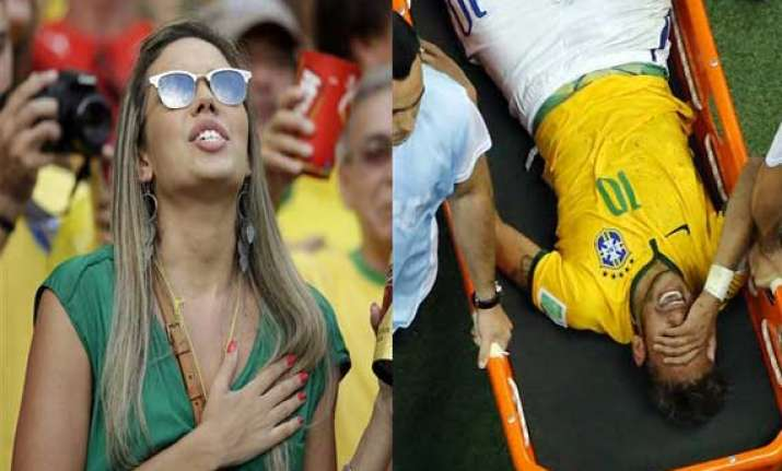 fifa world cup fans expect brazil to overcome loss of neymar