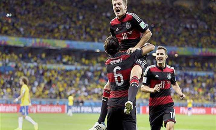 fifa world cup germany routs brazil 7 1 reaches world cup