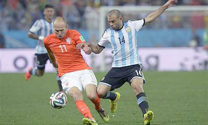 fifa world cup netherlands argentina semifinal goes to
