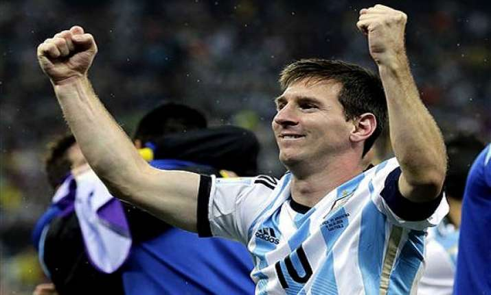 fifa world cup can messi make it or mess it up