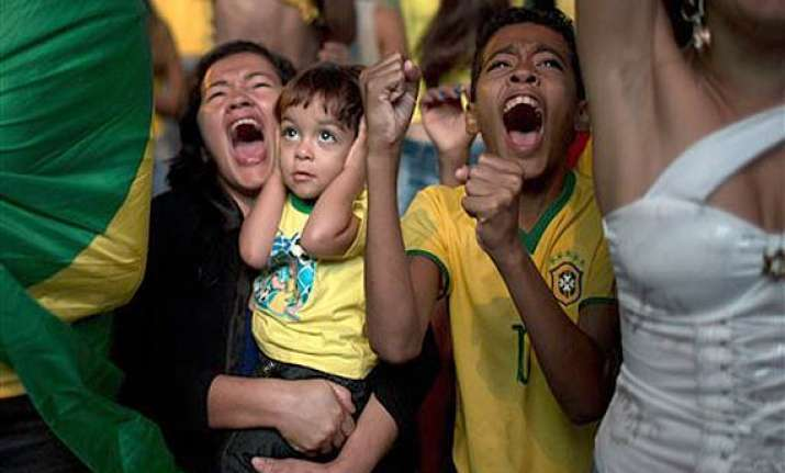 fifa world cup the day is here brazil celebrates final