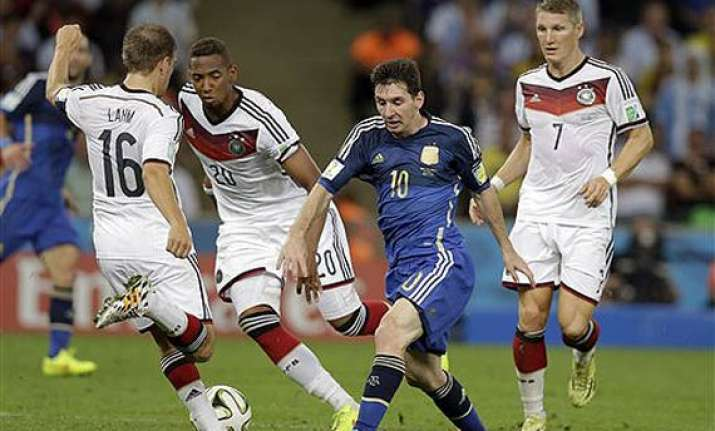 fifa world cup match goes on to extra time as 90 minutes