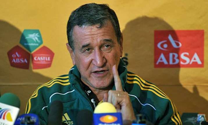 fifa world cup parreira against brazil appointing foreign