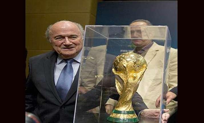fifa confident ahead of world cup despite problems