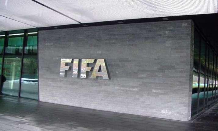 fifa fines zambia for rowdy fans