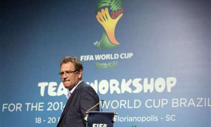 fifa keeps brazil city in world cup despite delays
