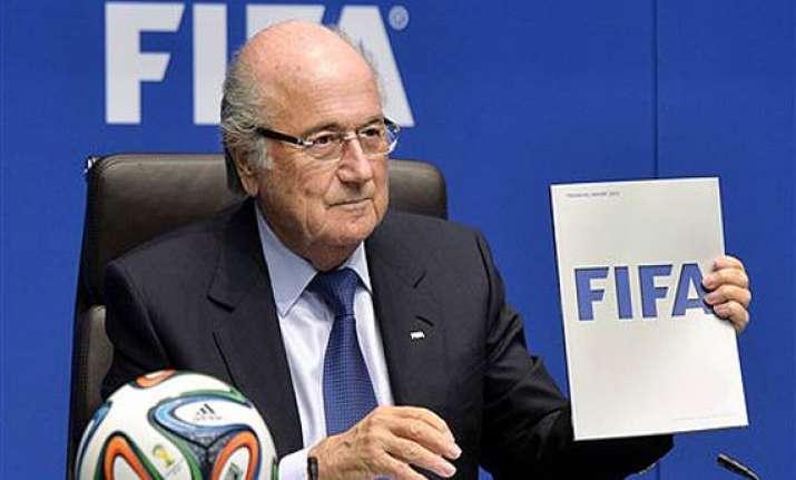 fifa makes 72m profit raises reserves to 1.43b.