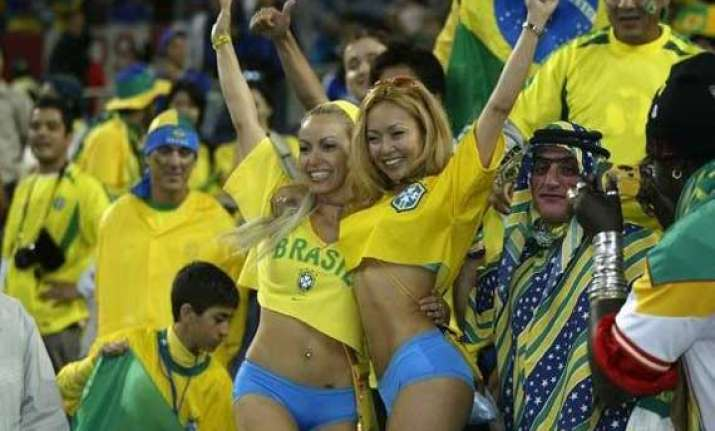 fifa tells world cup fans to enjoy brazil