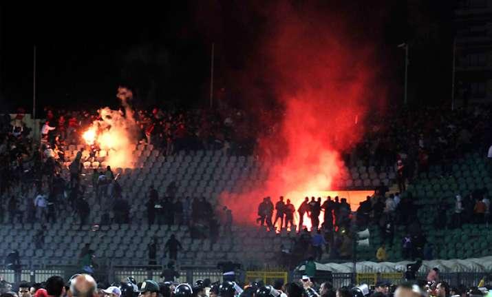 fifa expert says egypt riot stadium is safe venue