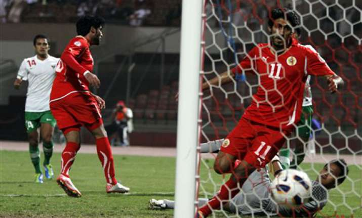 fifa to investigate bahrain s 10 0 world cup win