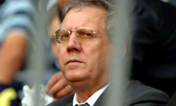 fenerbahce president faces match fixing charges
