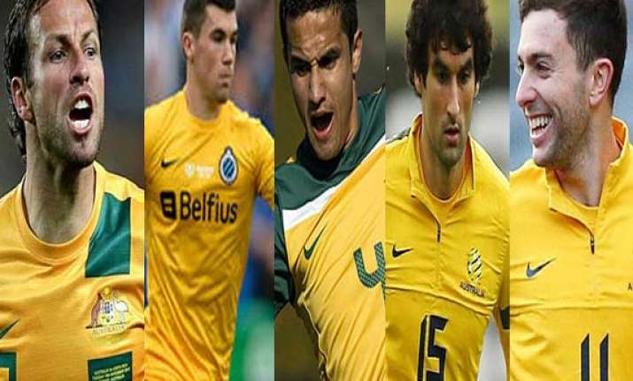 five australia players to watch at the world cup